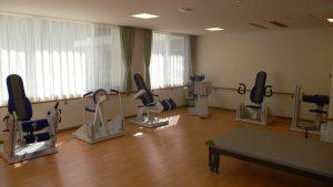 介護老人保健施設はまなす 1F機能回復訓練室