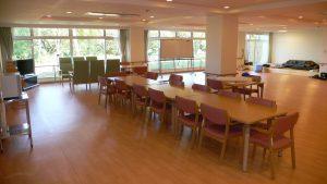 介護老人保健施設はまなす 1F食堂・デイルーム