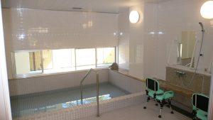 介護老人保健施設はまなす 1F一般浴室
