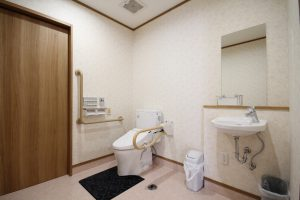 看護小規模多機能ホームはなもも トイレ