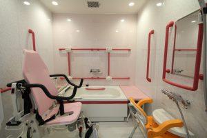 看護小規模多機能ホームはなもも 浴室